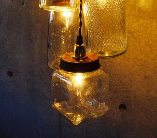 "In The Bottle Lamp ""Dazey"" 再入荷"