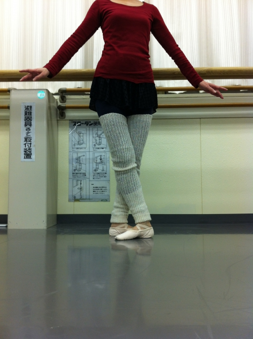 【わたしのバレリーナファッション*3】