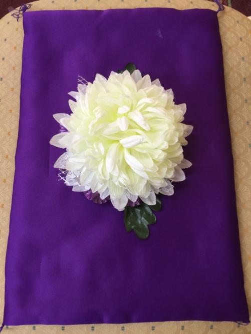 1Day 葬儀にて司会と案内業務