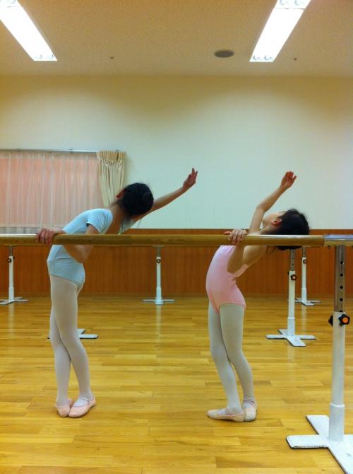 バレエ【音楽性のある踊りとは?】