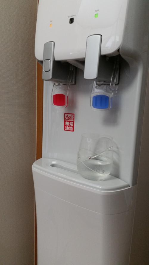 富士山の天然水ウォーターサーバー