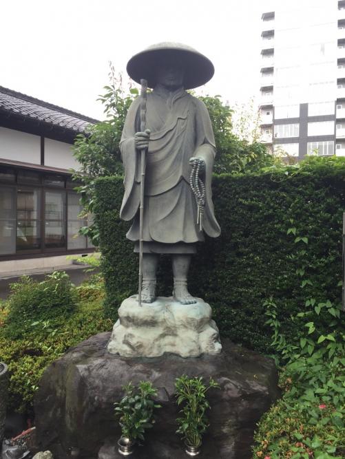 新宿の源慶應寺にて通夜~葬儀