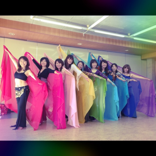 Handa☆Belly dance super stars