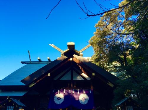 レッスン☆ → 東京大神宮☆