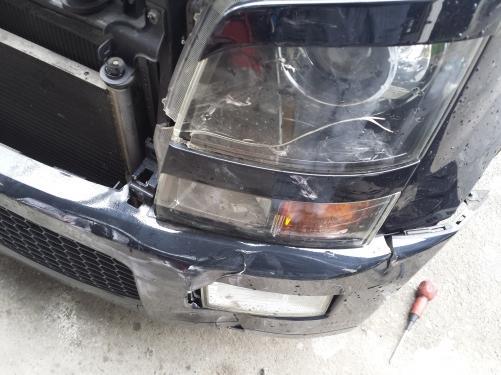 ワゴンR 板金修理