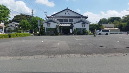 掛川本丸いも汁建物です☺