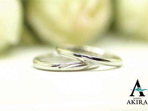 結婚指輪の御納品をいたしました墨田区からのご来店