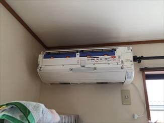 フィルター自動お掃除(お掃除ロボ)エアコンクリーニング