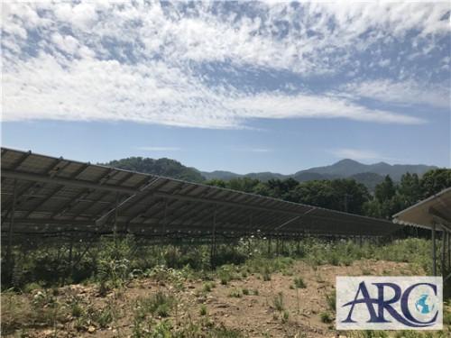 有効な土地活用は太陽光発電で決まり(^_^)/