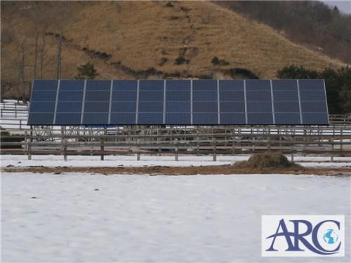 北海道の太陽光発電は積雪があるのに大丈夫なのか??