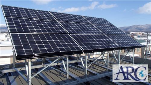 新築での住宅用太陽光発電増えてます。既築もOK!