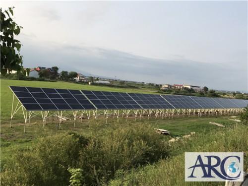 北海道に太陽光発電続々完成してます。土地がなくても大丈夫。