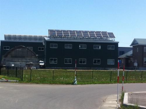 住宅用太陽光発電で光熱費削減と売電収入にニッコリ!