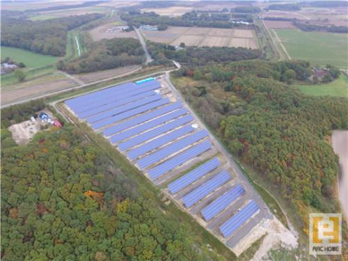 北海道太陽光発電相談、販売、施工、メンテナンス、自社保有。