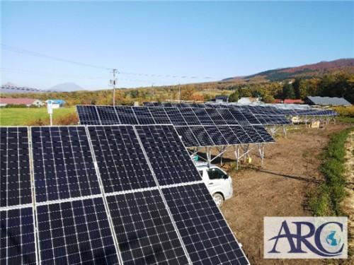 ホッカイドウ低圧太陽光発電!原野、雑種地求む!