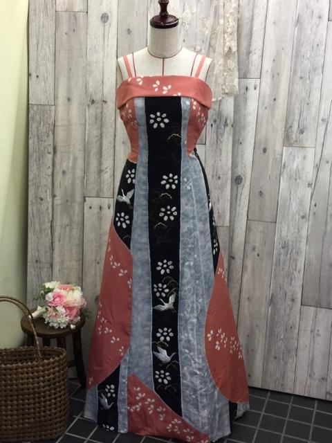 振袖ドレス