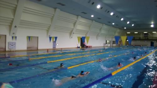 GW水泳合宿