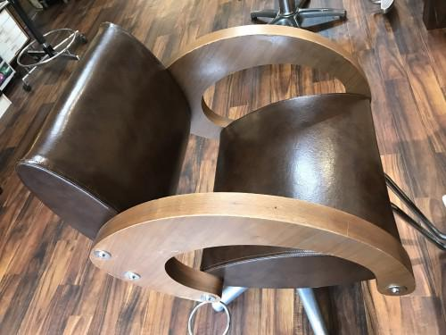 セット面の椅子が綺麗に♡~お休みの日はまったりと~