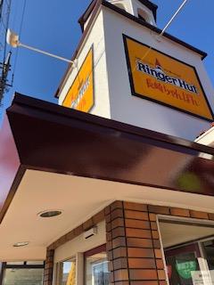 川越市で飲食店店舗の塗装工事を施工致しました