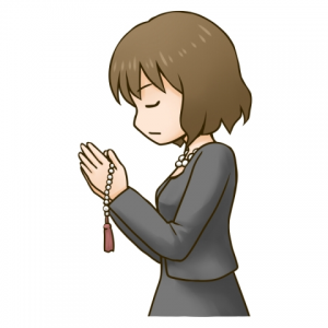 「数珠の持ち方」について 岩槻の葬儀社ブログ