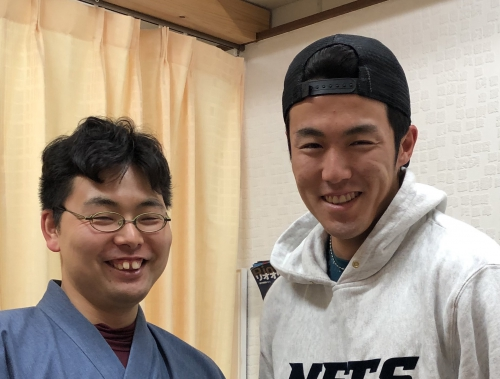 ヤマダ電機所属札塲大輝選手〜シーズンイン〜