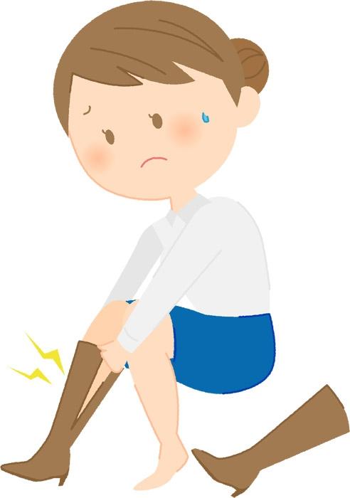 足のむくみが気になる人は千歳烏山オリンピア鍼灸整骨院へ!!