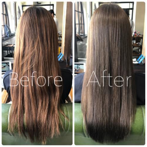 サラサラ髪になるために必要な〝ダメージケアカラー〟とは!?