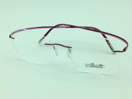 シルエット エッセンス メガネ フレーム リムレス 新商品