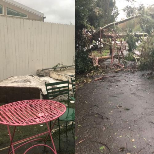 2019台風15号被害状況とお詫び