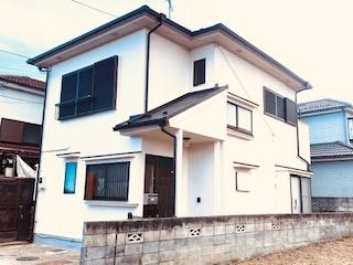 坂戸市で屋根・外壁塗装工事が完了しました