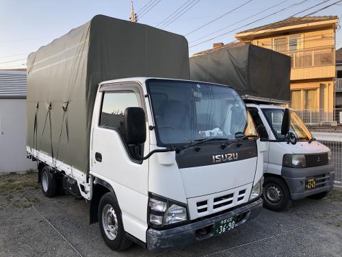 車両総重量3.5t未満中古トラック入荷│新普通免許対応AT