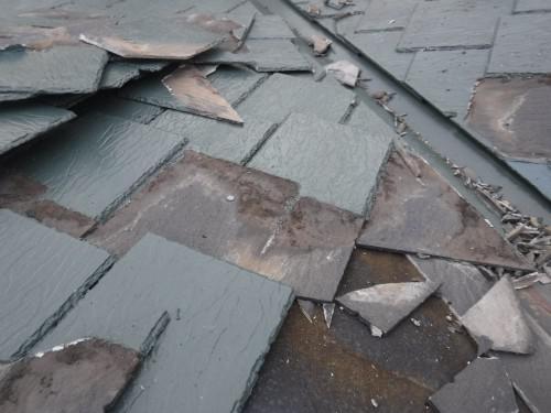 練馬区豊玉で屋根の雨漏り修繕を実施しました!