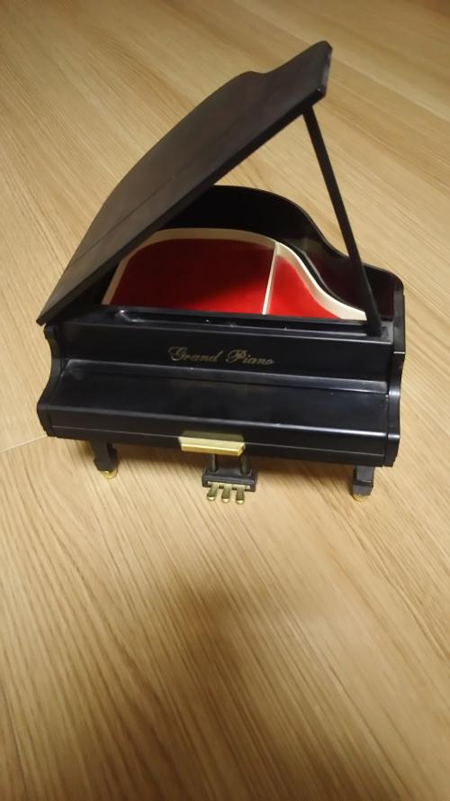 ピアノと向き合う