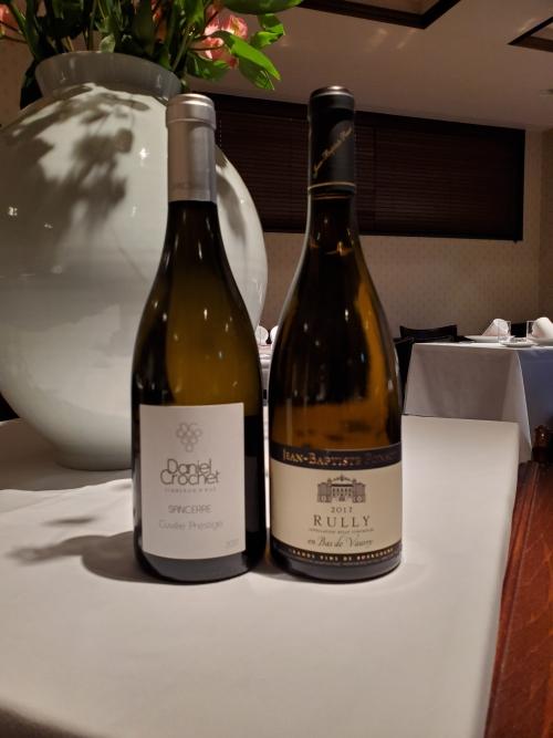 フランスワイン、ご用意しています(^^)