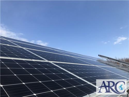 北海道アークの土地付き太陽光発電投資★